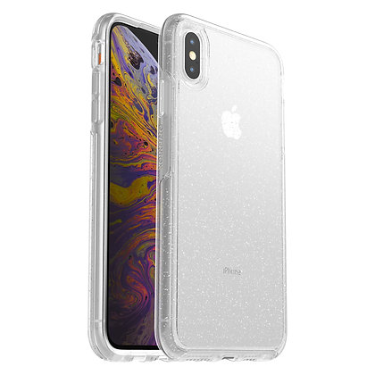 OtterBox Symmetry Clear iPhone Xs Max, Stardust