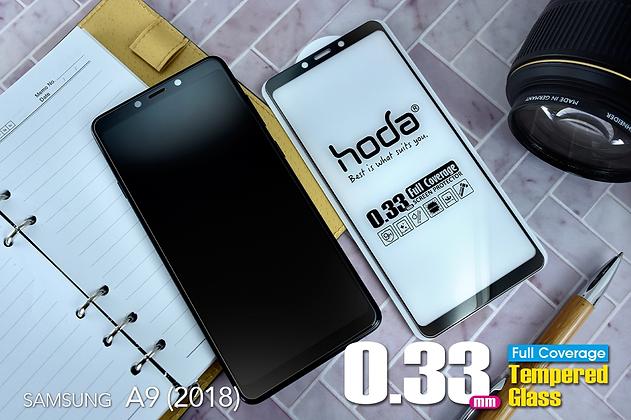 Hoda Samsung Galaxy A9 Tempered Glass