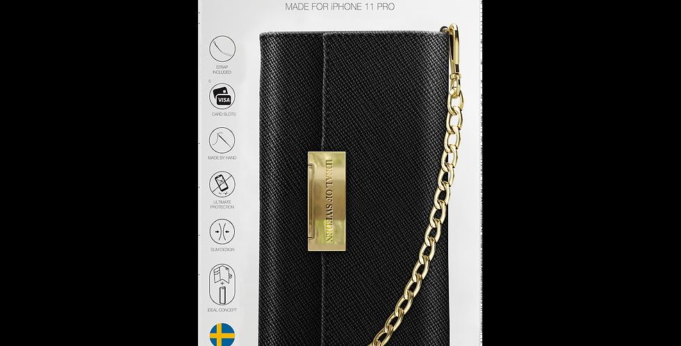 iDeal Of Sweden 11 Pro Kensington Crossbody Clutch, Black