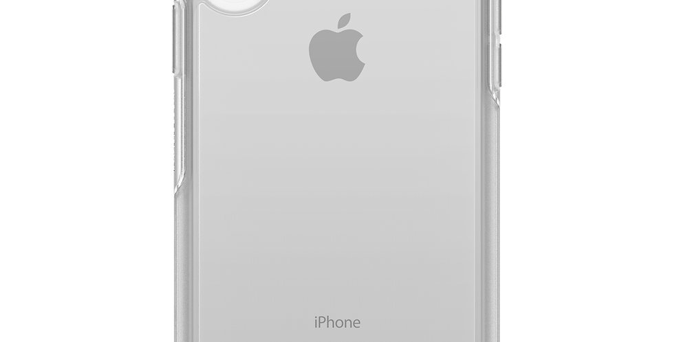 OtterBox Symmetry Clear Series iPhone XR, Clear