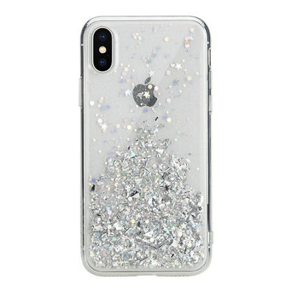 SwitchEasy iPhone Xs Starfield PC+TPU Case, Ultra Clear
