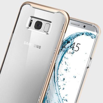 Spigen Samsung Galaxy S8 Neo Hybrid Crystal, Maple Gold