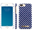 Thumbnail: iDeal Of Sweden Fashion Case iPhone 8/7/6/6s Plus, Blue Polka Dots