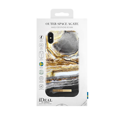 iDeal Of Sweden Outer Space Marble iPhone Xs Max Case