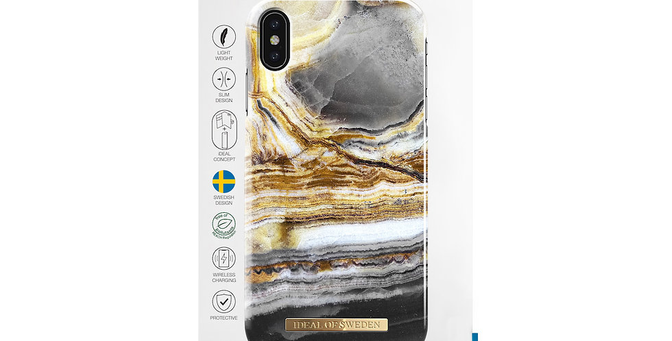 iDeal Of Sweden iPhone Xs Max Outer Space Marble Sweden iPhone Xs Max Case