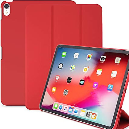 Vouni iPad Pro 12.9-inch Simple Grace, Red
