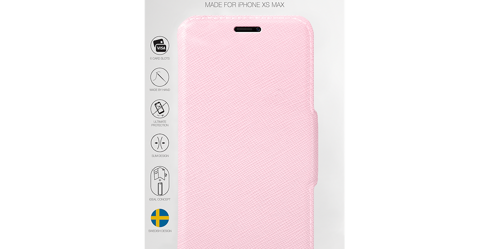 iDeal Of Sweden iPhone Xs Max Fashion Wallet Sweden iPhone Xs Max Pink