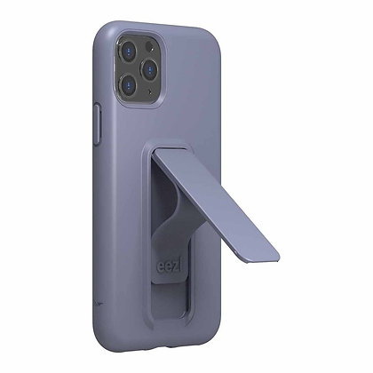 Wild Flag iPhone 11 Pro Max eezl Kickstand Grip Case, Lavender