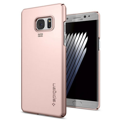 Spigen Samsung Galaxy Note 7 Thin Fit, Rose Gold