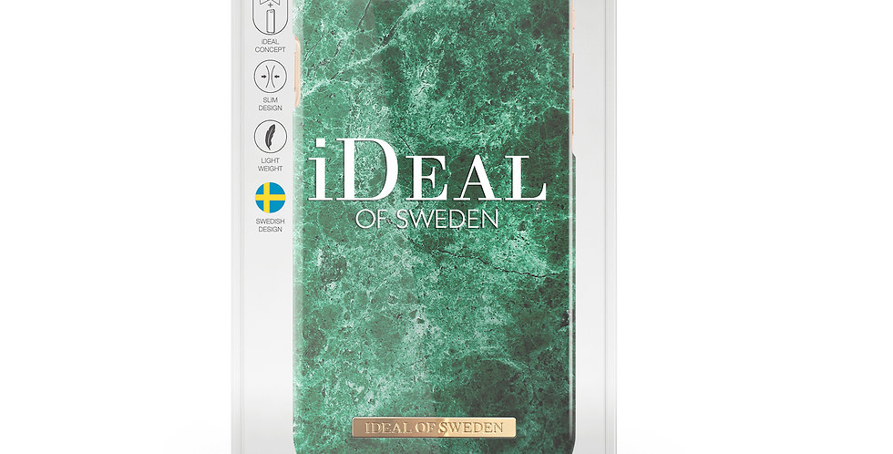 iDeal Of Sweden 8/7/6/6s Plus Green Marble