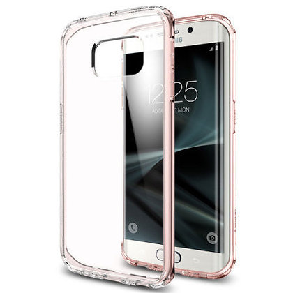 Spigen Samsung Galaxy S7 Ultra Hybrid Series, Rose Crystal