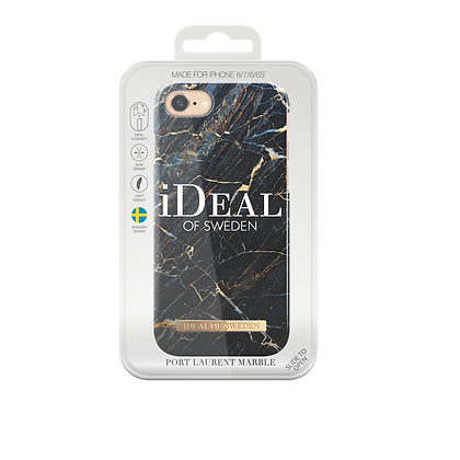 iDeal Of Sweden Fashion Case iPhone 8/7/6/6S,  Port Laurent Marble