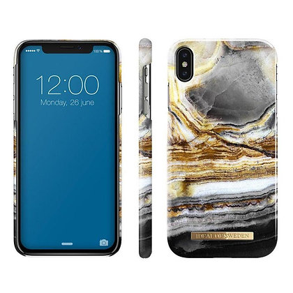 iDeal Of Sweden iPhone Xs Fashion Case, Outer Space Agata