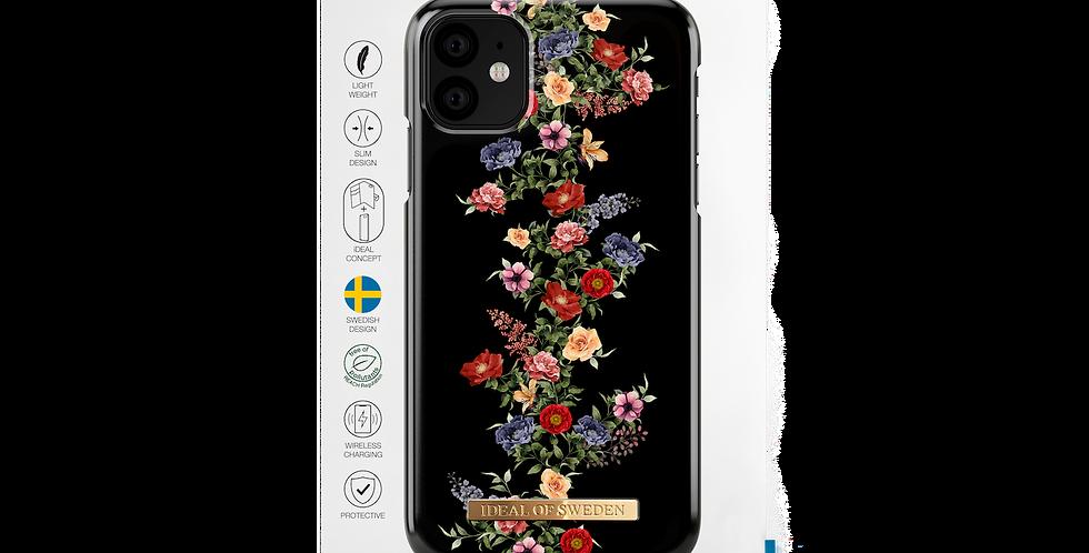 iDeal Of Sweden Dark Floral iPhone 11 Case