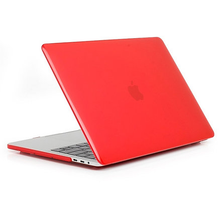 Devia MacBook Pro 15-inch Hard Jacket Cover, Red