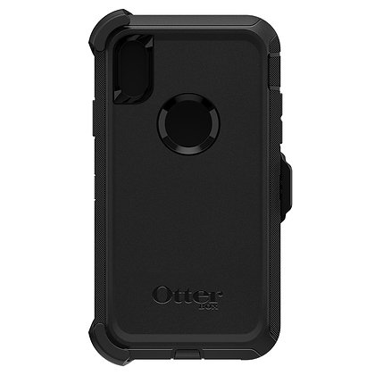 OtterBox Defender Series iPhone XR, Black