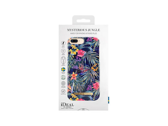 iDeal Of Sweden Fashion Case S/S 2018 iPhone 8/7/6/6s Plus, Mysterious Jungle