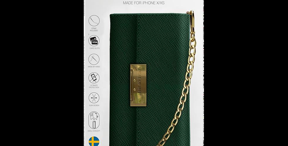 iDeal Of Sweden 11 Pro Kensington Crossbody Clutch, Green
