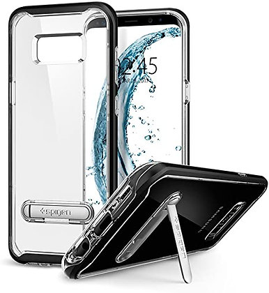 Spigen Samsung Galaxy S8 Crystal Hybrid, Black