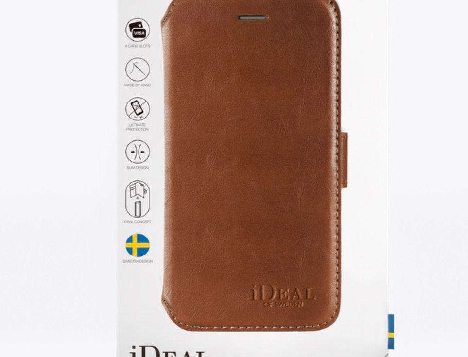 iDeal Of Sweden iPhone 8/7/6/6s Slim Magnet Wallet, Brown