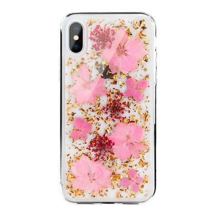 SwitchEasy iPhone Xs Flash PC+TPU Case, Luscious