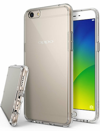 Ringke Oppo R9s Plus Fusion, Clear