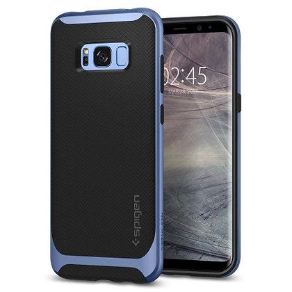 Spigen Samsung Galaxy S8 Plus Neo Hybrid, Coral Blue