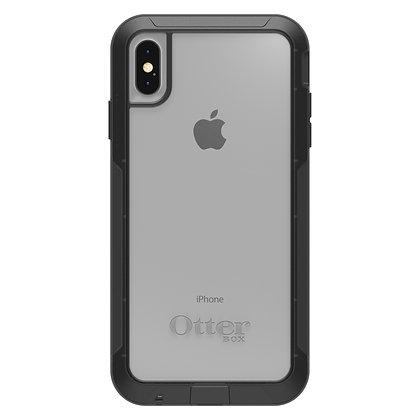 OtterBox Pursuit Series iPhone Xs Max, Black/Clear