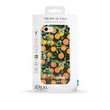 iDeal Of Sweden Tropical Fall iPhone 8/7/6/6s Case