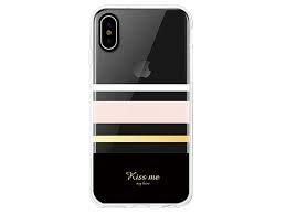 Comma iPhone Xs Max Concise Case, Black