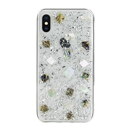 SwitchEasy iPhone Xs Flash PC+TPU Case, Conch