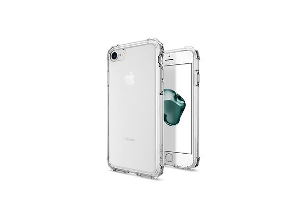Spigen iPhone SE Crystal Shell, Crystal Clear