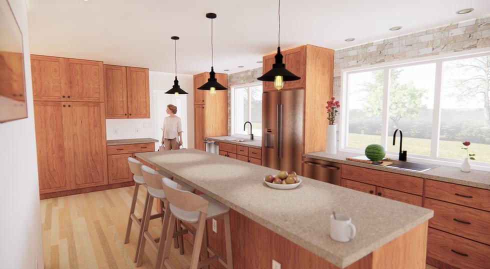 Bloomington Kitchen Expansion