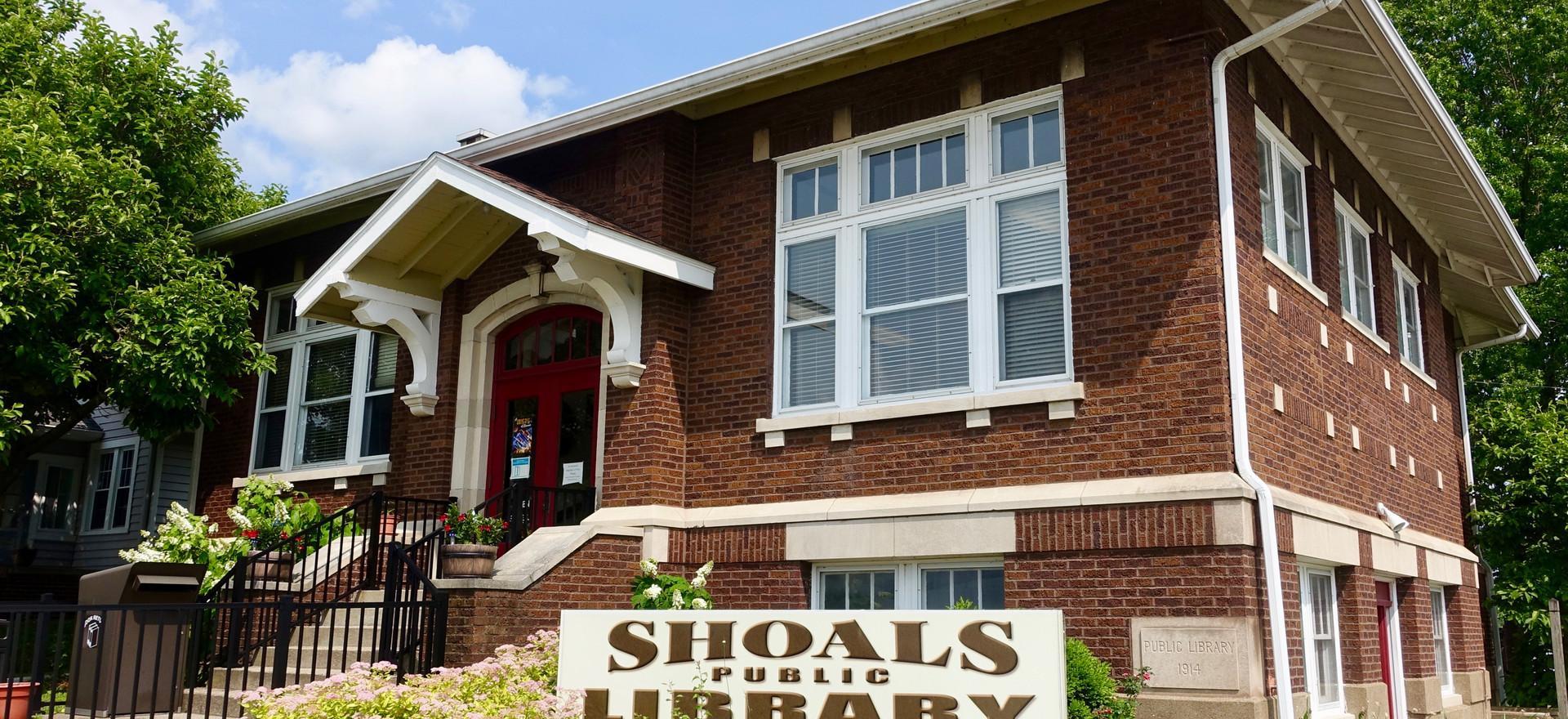 Shoals Public Library Renovation-Addition