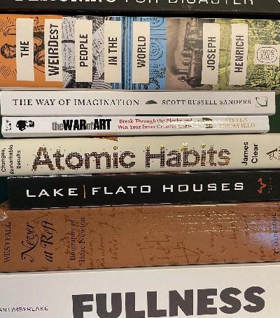 20 Books of 2020