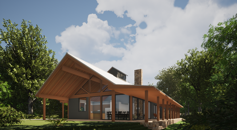 Bloomington Energy-Positive Home Concept