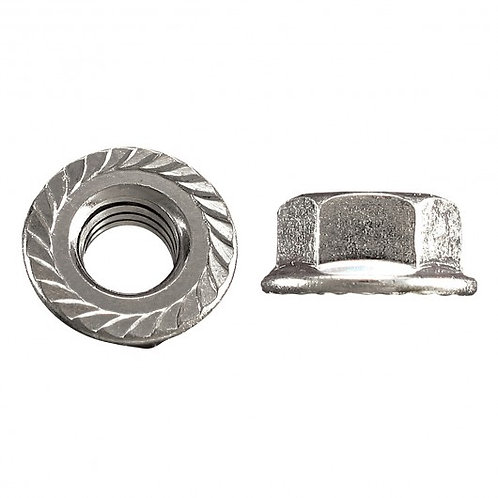 Serrated Flange Nuts