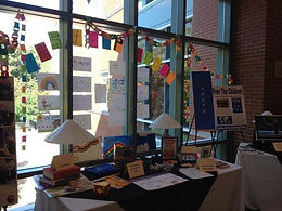 Open House Youth display