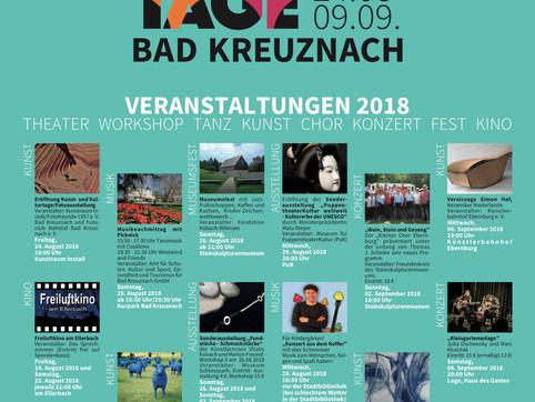 Kunst- und Kulturtage Bad Kreuznach