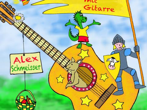 Picknick mit Gitarre