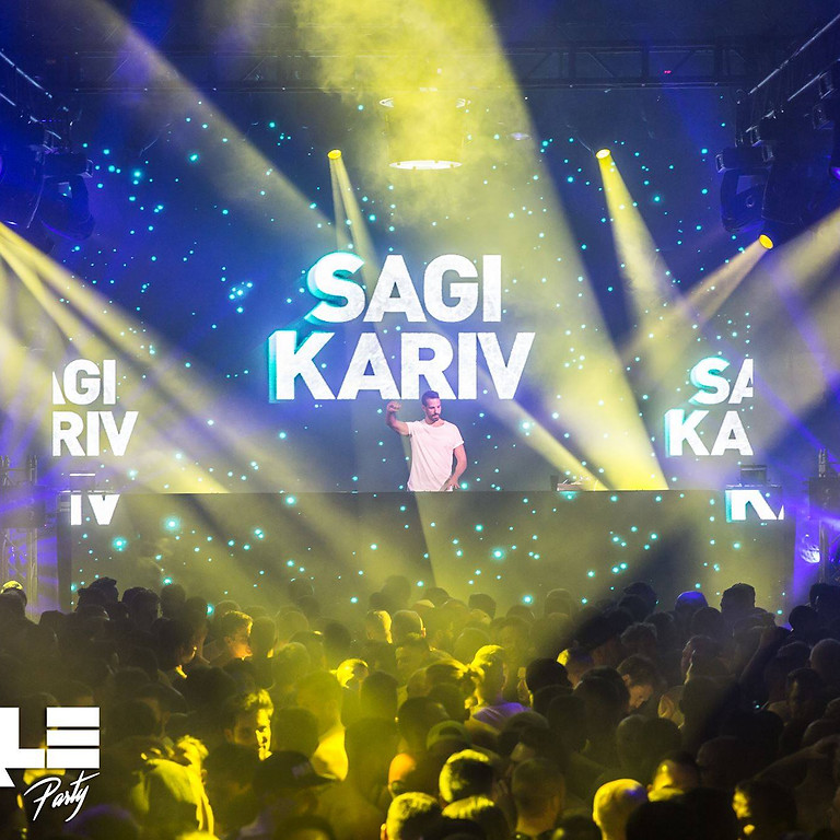 MALE presents Foreverland with Sagi Kariv