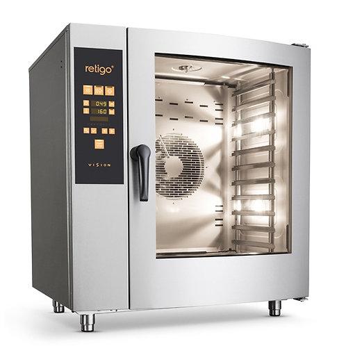 Elektrický konvektomat O-1011b+PRG