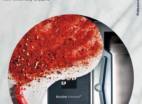 NOVINKA!!! ELECTROLUX konvektomaty SKYLINE Premiums.