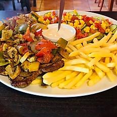 7. Steak Kadai