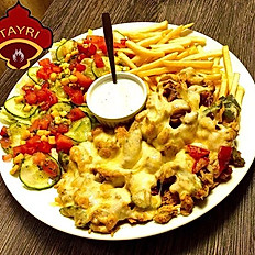 4. Tikka Kadai Cheese