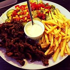 1.   Pork Tikka - Gyros
