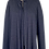 Thumbnail: Navy Cape Hoodie 1.0 (No Pockets)