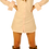 Thumbnail: Pink Herringbone Dress Shirt Dress