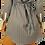 Thumbnail: Blue/Navy/Red Striped Dress Shirt Dress