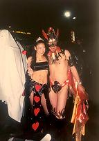 Tricia Tanaka Halloween